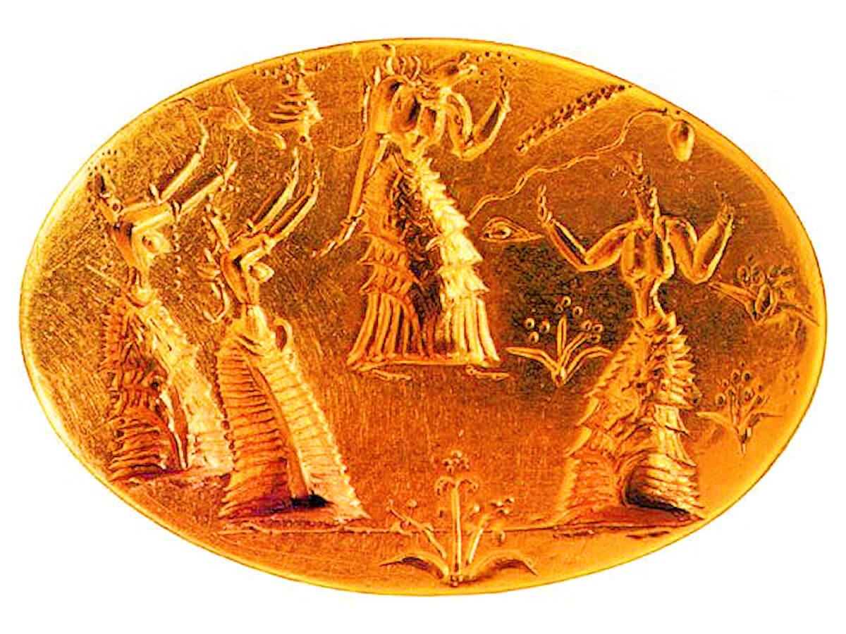 prehistoric ethnobotany ring